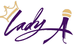 It's Lady A Logo
